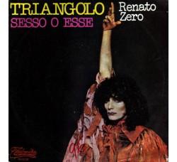 Renato Zero – Triangolo – 45 RPM