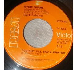 Eydie Gorme* – Tonight I'll Say A Prayer / Wild One – 45 RPM