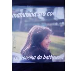Le piccole voci - Mammina sto con te / Canzoncina da batticuore – 45 rpm