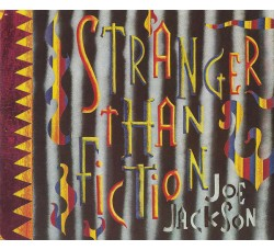 Joe Jackson ‎– Stranger Than Fiction – CD  Maxi Single