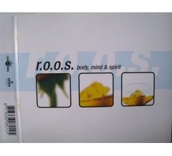 R.O.O.S. – Body, Mind & Spirit – CD Maxi-Single