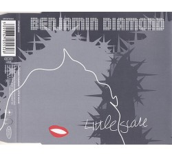 Benjamin Diamond ‎– Little Scare – CD Maxi-Single