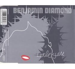 Benjamin Diamond – Little Scare – CD Maxi-Single