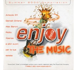 Various – Coca Cola Enjoy The Music - Summer 2000 Compilation – CD Compilation