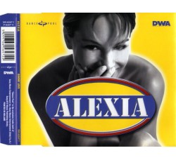 Alexia ‎– Gimme Love – CD