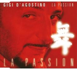 Gigi D'Agostino – La Passion – CD Single
