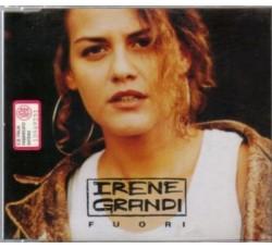 Irene Grandi – Fuori – CD Single