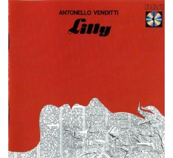 Antonello Venditti ‎– Lilly – CD