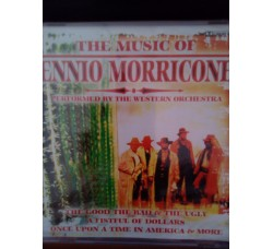 Ennio Morricone - The music of Ennio Morricone  [CD]