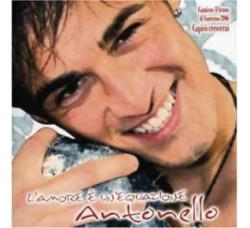 Antonello (3) – L'Amore È Un'equazione – CD