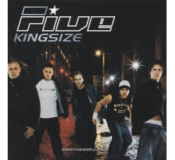 Five ‎– Kingsize - CD