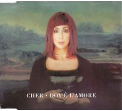 Cher – Dov'è L'Amore - CD
