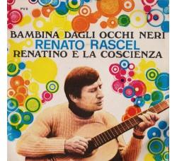 Renato Rascel – Bambina Dagli Occhi Neri / Renatino E La Coscienza - 45 RPM