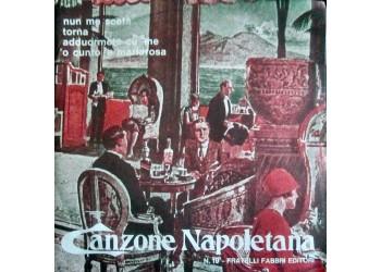 Various – Canzone Napoletana - N° 19 - 45 RPM