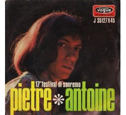 Antoine (2) – Pietre