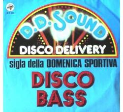 D.D. Sound – Disco Bass