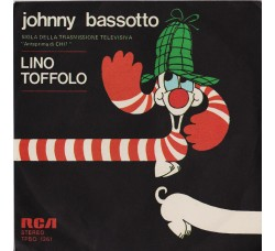 Lino Toffolo ‎– Johnny Bassotto