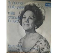 Renata Tebaldi –Tu scendi dalle stelle / Mille cherubini in coro - 45 RPM