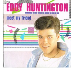 Eddy Huntington ‎– Meet My Friend