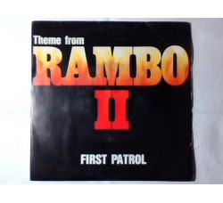 First Patrol ‎– Theme From Rambo II