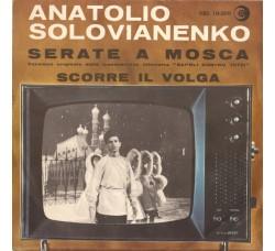 Anatolio Solovianenko* – Serate A Mosca