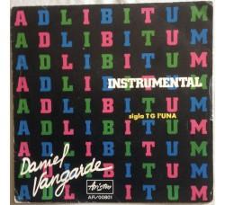 Daniel Vangarde – Ad Libitum