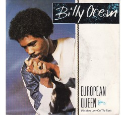Billy Ocean ‎– European Queen (No More Love On The Run)