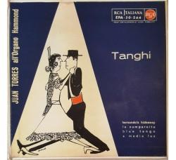 Juan Torres – Tanghi