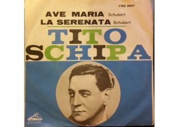 Tito Schipa – Ave Maria / La Serenata - 45 RPM