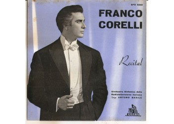 Franco Corelli – Recital