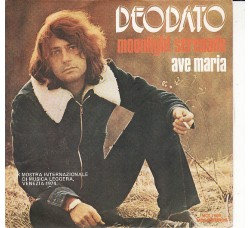 Deodato* ‎– Moonlight Serenade / Ave Maria