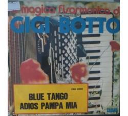 Gigi Botto – Blue tango / Adios pampa mia