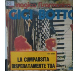 Gigi Botto ‎– La Cumparsita