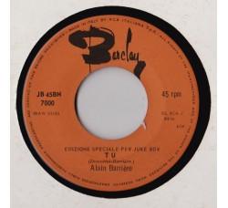 "Alain Barrière – Tu - Vinyl, 7"""