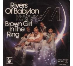 Boney M. – Rivers Of Babylon / Brown Girl In The Ring