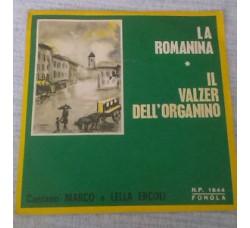 Marco* E Lella Ercoli – La Romanina