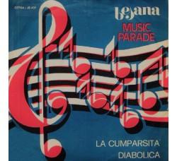 """Orchestra Spettacolo """"La Vera Romagna""""* / Carlos Sabatier Et Son Orchestre – Diabolica / La Cumparsita"""