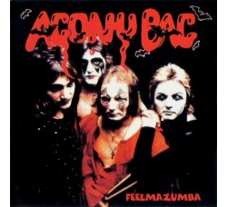 Agony Bag ‎– Feelmazumba - CD-Audio