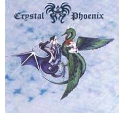 Crystal Phoenix ‎– Twa Jørg-J-Draak Saga - The Legend Of The Two Stonedragons