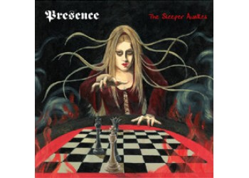 Presence (8) ‎– The Sleeper Awakes + Live .