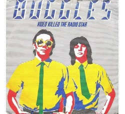 Buggles* ‎– Video Killed The Radio Star