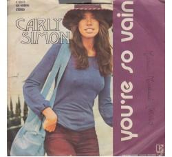 Carly Simon – You're So Vain