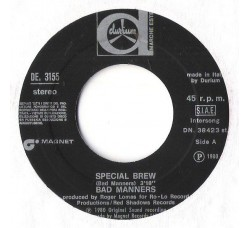 Bad Manners – 'Special Brew'
