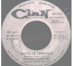Adriano Celentano  / Archaeopterix – Sotto Le Lenzuola / Barbarella – ( jukebox )