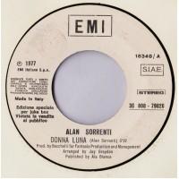 Alan Sorrenti / Fantasy (13) – Donna Luna / Cantando – ( jukebox )