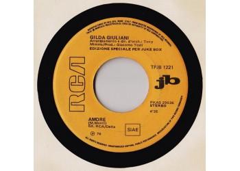 Gilda Giuliani / Schola Cantorum (2) – Amore / La Mia Musica – (jukebox)
