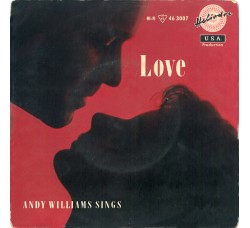Andy Williams ‎– Love