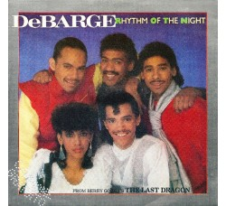 DeBarge ‎– Rhythm Of The Night