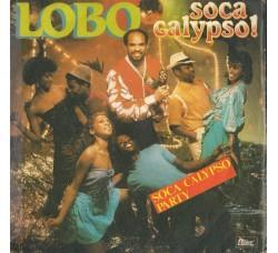 Lobo – Soca Calypso!