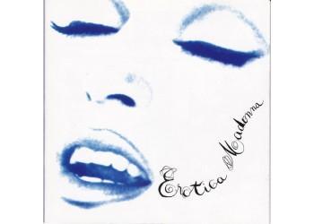 Madonna – Erotica - (CD)